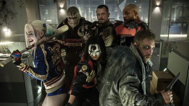 画像: Suicide Squad - Official Trailer 1 [HD] youtu.be