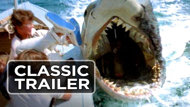 画像: Jaws 2 Official Trailer #1 - Roy Scheider Movie (1978) HD youtu.be