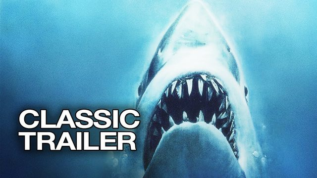 画像: Jaws Official Trailer #1 - Richard Dreyfuss, Steven Spielberg Movie (1975) HD youtu.be