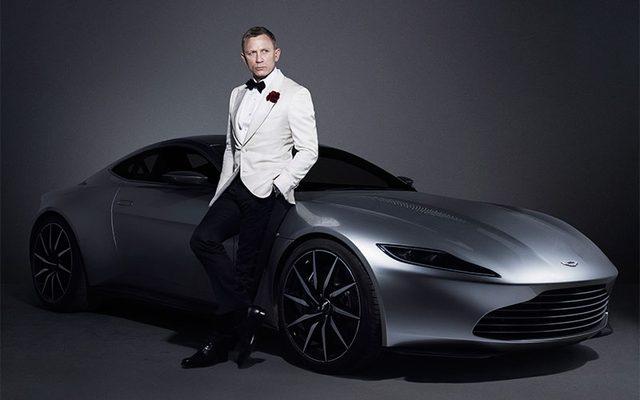 画像: James Bond Spectre – the auction