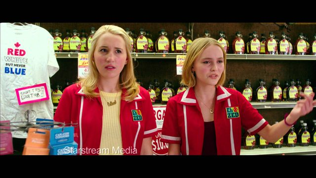 画像: Yoga Hosers Clip: Hunter and Gordon Visit the Colleens at work youtu.be