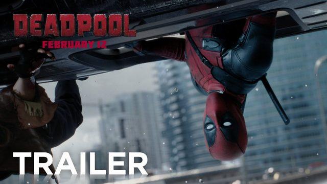 画像: Deadpool | Official Trailer 2 [HD] | 20th Century FOX youtu.be