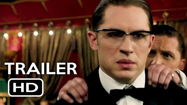 画像: Legend Official Trailer #1 (2015) Tom Hardy, Emily Browning Crime Thriller Movie HD youtu.be