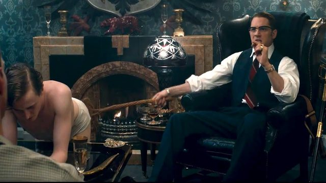 画像: LEGEND Movie Trailer # 2 (Tom Hardy - 2015) youtu.be