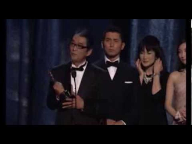 "画像: ""Departures"" winning the Oscar® for Foreign Language Film youtu.be"