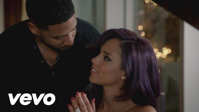 画像: Empire Cast - Powerful (feat. Jussie Smollett and Alicia Keys) youtu.be