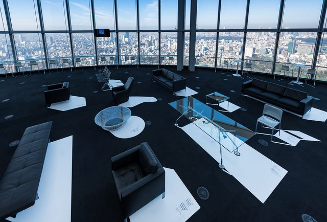 画像2: 展示風景:「フォスター+パートナーズ展:都市と建築のイノベーション」(2016年1月1日~2月14日)森美術館(展望台 東京シティビュー内スカイギャラリー) 撮影:古川裕也 画像提供:森美術館、東京