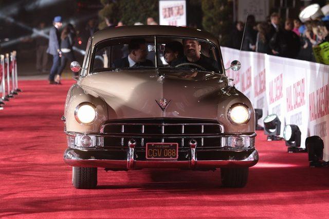 画像: コーエン兄弟『ヘイル、シーザー!』ワールドプレミア開催レポート!時代にあわせクラシックカーで登場の華やかさ!