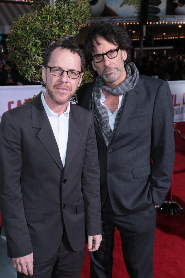 画像: (左)イーサン&(右)ジョエルのコーエン兄弟