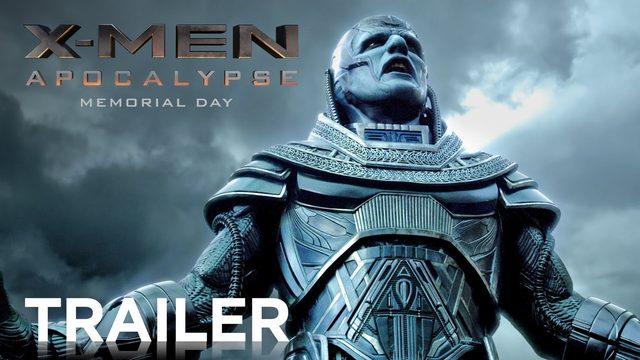 画像: X-Men: Apocalypse | Official Trailer [HD] | 20th Century FOX youtu.be