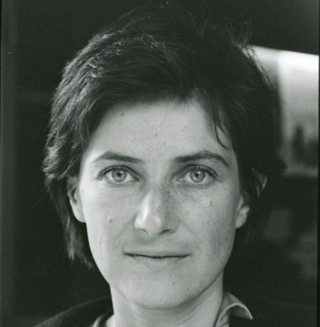 画像: Chantal Akerman, début des années 90 c) Jean –Michel Vlaeminckx/ Cinergie http://www.institutfrancais.jp/tokyo/events-manager/cinema1602050214/