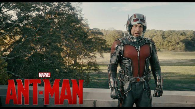 画像: Marvel's Ant-Man - Trailer 1 youtu.be