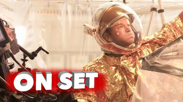 画像: The Martian: Behind the Scenes Movie Broll - Matt Damon, Ridley Scott, Kate Mara youtu.be