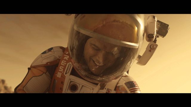 画像: MPC The Martian VFX breakdown youtu.be