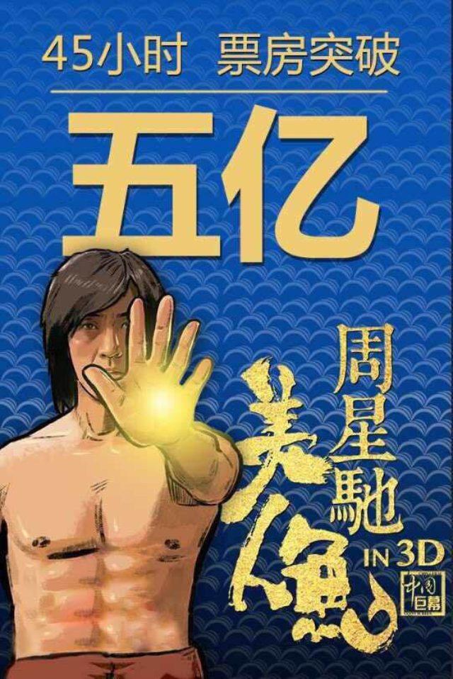画像2: 中国のお正月映画!旧暦元旦だけで116億円の興行収入を記録!トップはチャウ・シンチー監督最新作『美人魚』の47億円!
