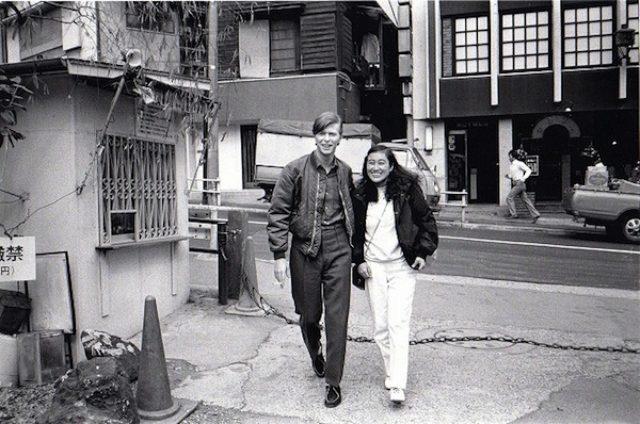 画像: 1980年のデヴィッド・ボウイ - BLOG by 高橋靖子 | madame FIGARO.jp(フィガロジャポン)