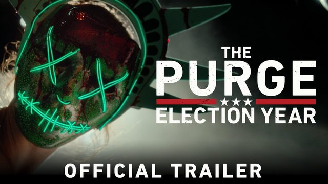 画像: The Purge: Election Year - Official Trailer (HD) youtu.be