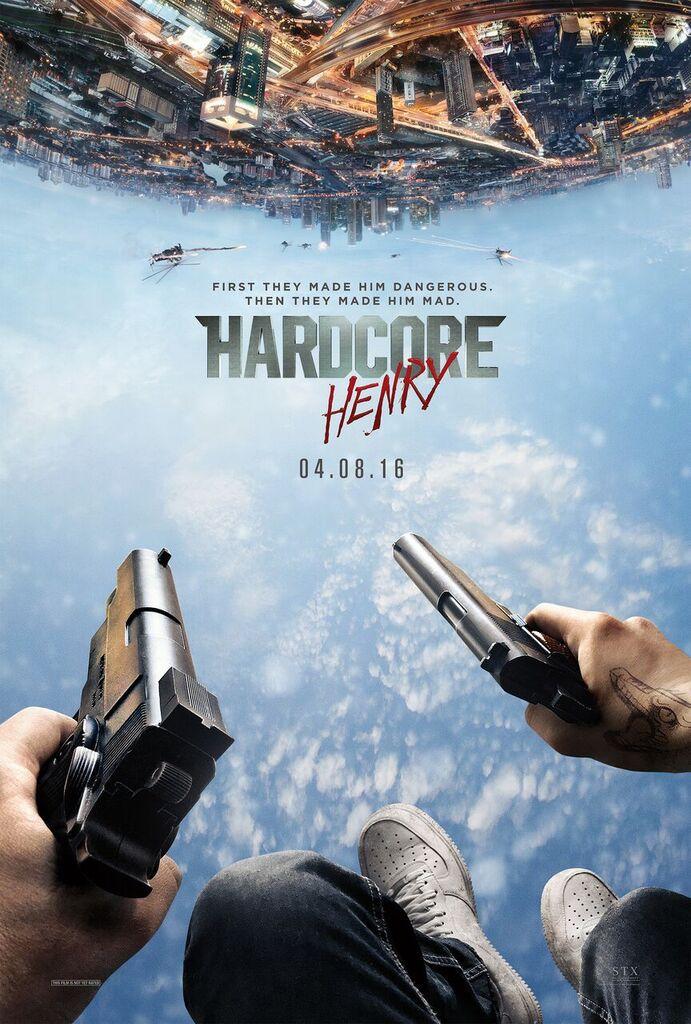 """画像: 見る価値あり!世界初のPOVアクションムービー『Hardcore Henry』予告! 2016 """"SXSW """" の目玉となるか? - シネフィル - 映画好きによる映画好きのためのWebマガジン"""