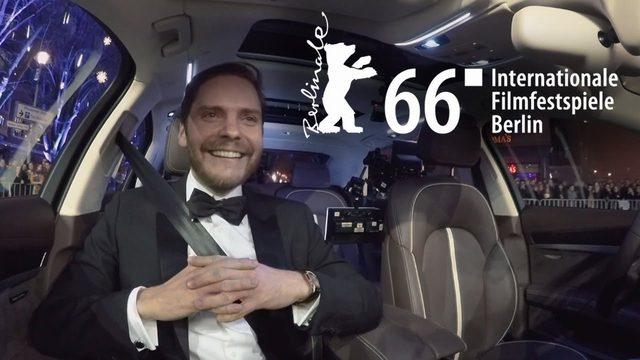 画像: Audi auf der Berlinale 2016 - Pilotiertes Fahren youtu.be