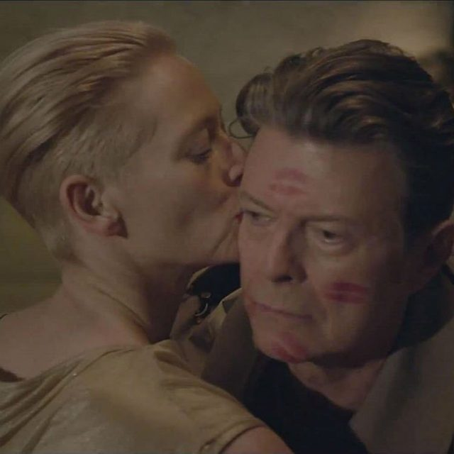 画像: Tilda Swinton pays moving tribute to David Bowie | Gigwise