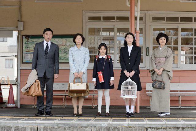 画像: 光石研、斉藤とも子、海音、成海璃子、藤田朋子