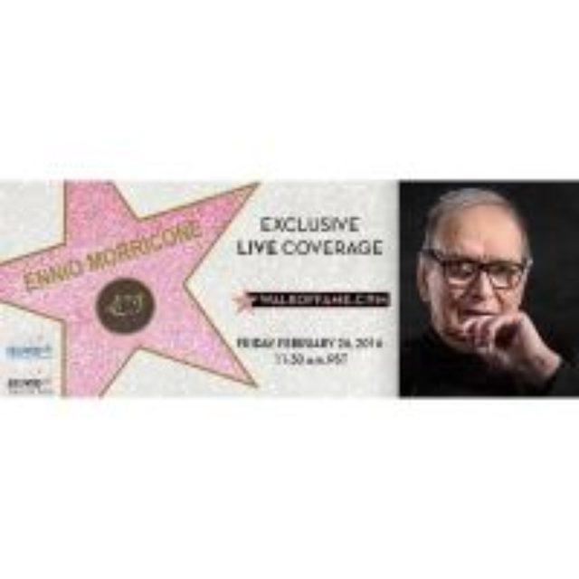 画像: Hollywood Chamber to Honor Ennio Morricone with Walk of Fame Star - Welcome to Hollywood - Hollywood Chamber of Commerce