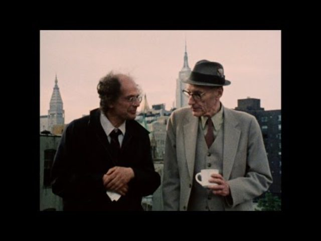 画像: BURROUGHS: THE MOVIE - Trailer youtu.be