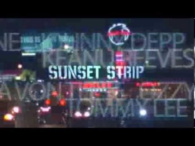 画像: Sunset Strip - EXCLUSIVE TRAILER youtu.be