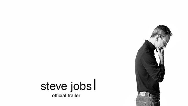 画像: Steve Jobs - Official Trailer #2 (HD) youtu.be