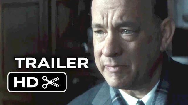 画像: Bridge of Spies Official Trailer #1 (2015) - Tom Hanks Cold War Thriller HD youtu.be