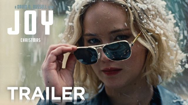 画像: JOY | Official Trailer [HD] | 20th Century FOX youtu.be