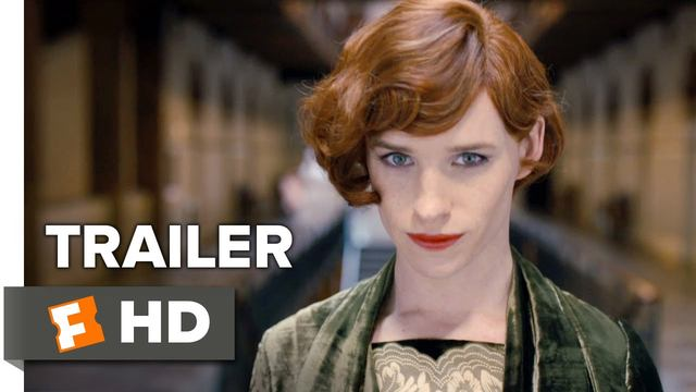 画像: The Danish Girl Official Trailer #1 (2015) - Eddie Redmayne, Alicia Vikander Drama HD youtu.be