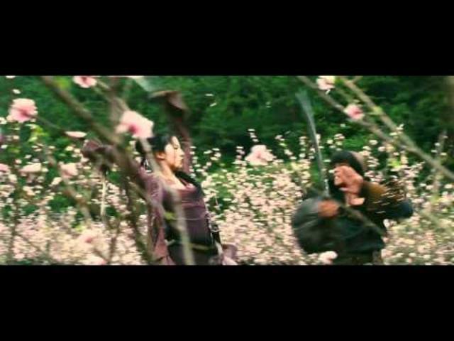 画像: The Forbidden Kingdom Trailer [HD] youtu.be