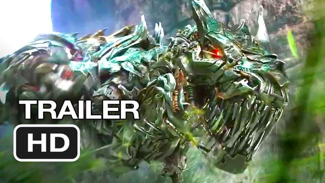 画像: Transformers: Age of Extinction Official Trailer #1 (2014) - Michael Bay Movie HD youtu.be