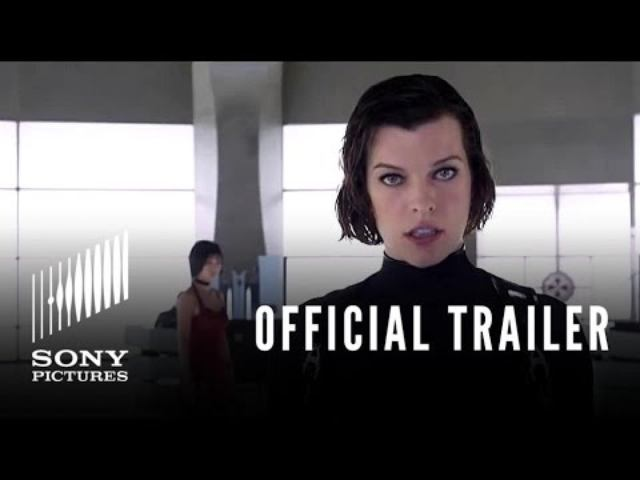 画像: RESIDENT EVIL: RETRIBUTION (3D) - Official Trailer - In Theaters 9/14 youtu.be