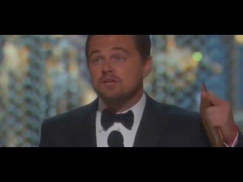 画像: Leonardo DiCaprio wins his first Oscar, 2016 - (Best Actor for The Revenant) youtu.be