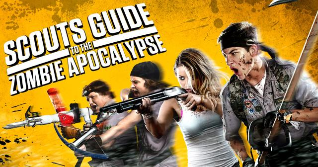 画像: Scouts Guide to the Zombie Apocalypse | Trailer & Movie Site