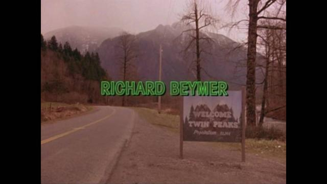 画像: Twin Peaks Intro High Quality youtu.be