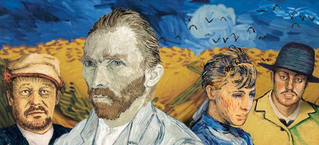 画像: Loving Vincent - first painted animation by BreakThru Films