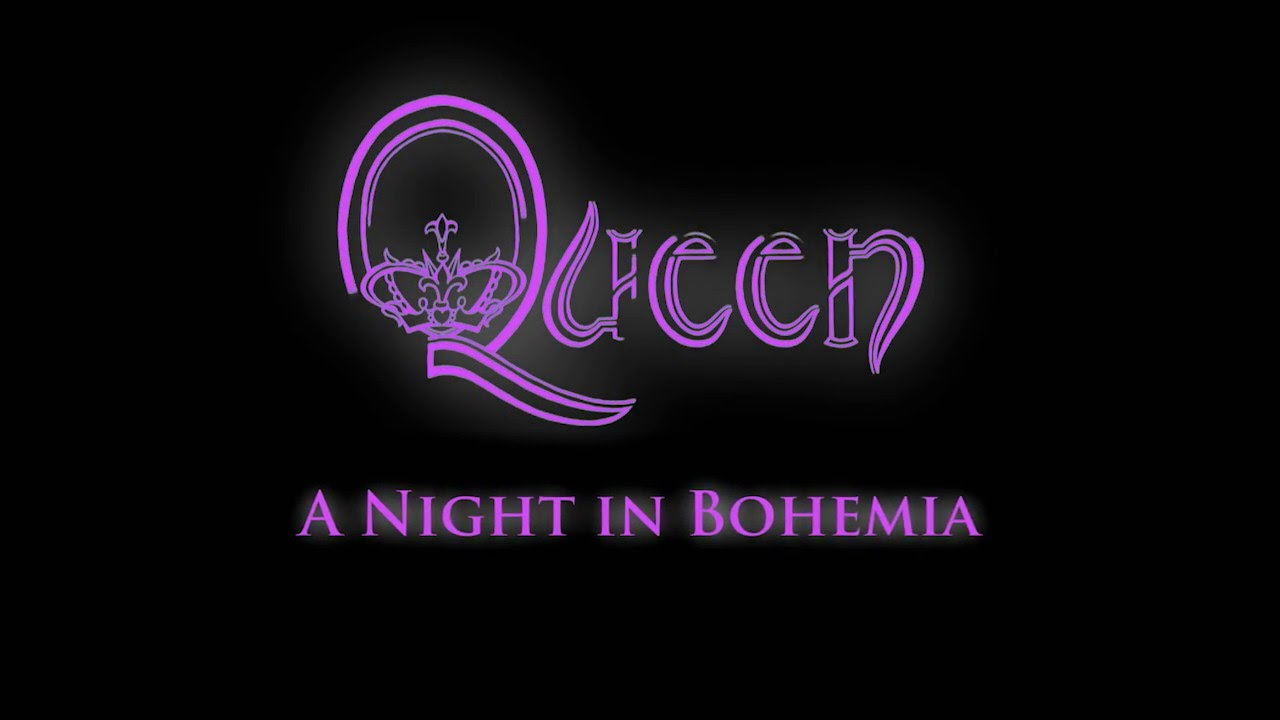 画像: Queen A Night in Bohemia Web Trailer youtu.be