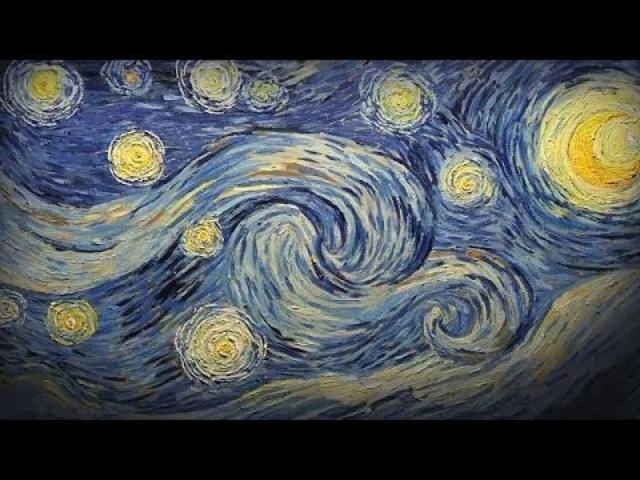 画像: Das Leben Van Goghs als gemalter Film - cinema youtu.be
