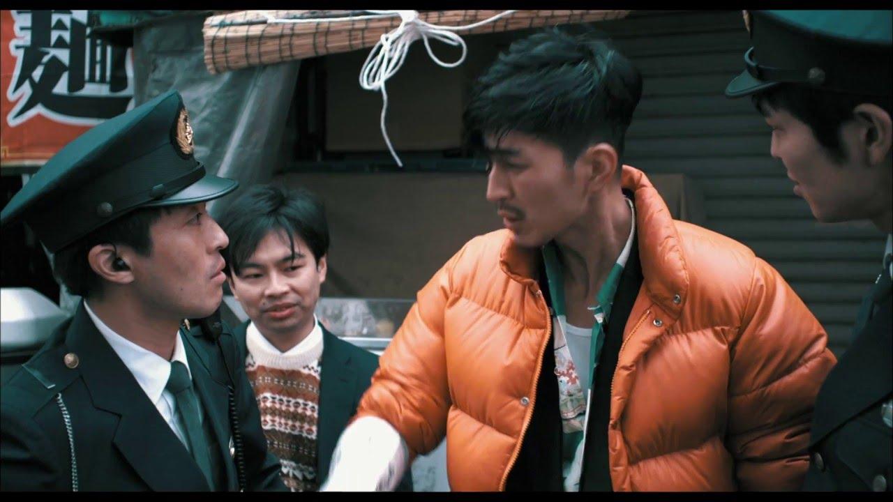 画像: 「ディアスポリス -異邦警察-」特報 youtu.be