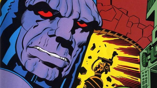 画像: Jack Kirby/DC Entertainment www.hollywoodreporter.com