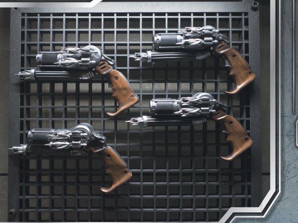 画像: 急襲用多用途兵器グラップネル・ガン dccomicsextendeduniverse.wikia.com