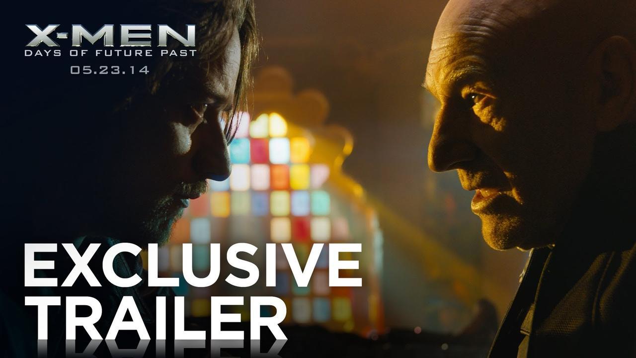 画像: X-MEN: DAYS OF FUTURE PAST - Official Trailer (2014) youtu.be