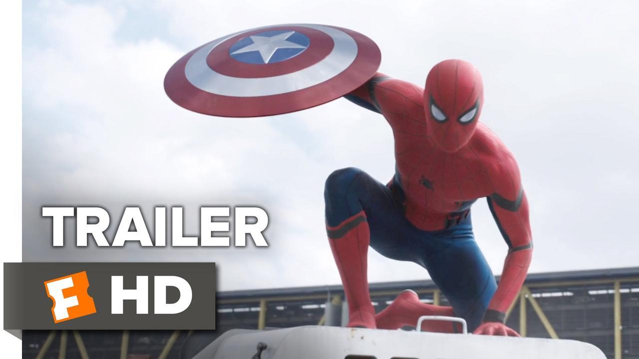 画像: Captain America: Civil War Official Trailer #2 (2016) - Chris Evans, Robert Downey Jr. Movie HD youtu.be
