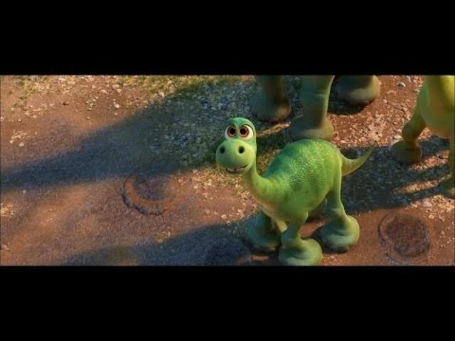 画像: 『アーロと少年』弱虫な恐竜アーロと最愛の父との大切な約束とは? youtu.be