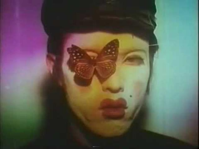 画像: Shuji Terayama: Butterfly Dress Pledge (1974) youtu.be