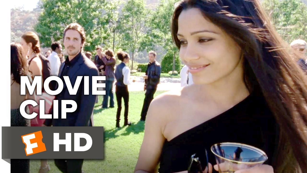 画像: Knight of Cups Movie CLIP - Helen (2015) - Christian Bale, Freida Pinto Movie HD youtu.be