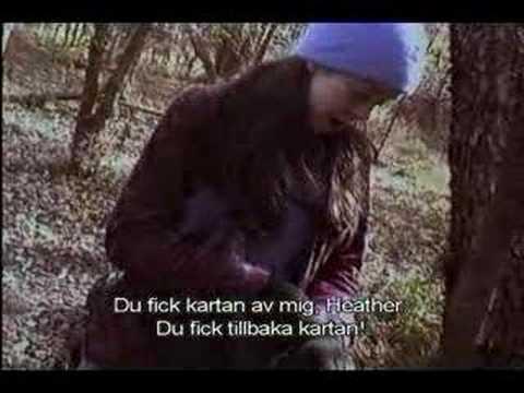 画像: Blair Witch Project Trailer youtu.be
